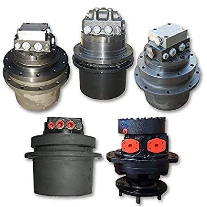 Amazon com: Takeuchi TB016 Hydraulic Final Drive Motor: Home Improvement