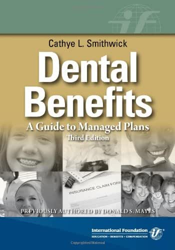 Dental Benefits: A Guide to Managed Plans