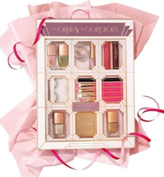 e114f3d05bce55 Ted Baker - The Great and the Gorgeous Luxury Beauty Gift set - Makeup Set  - Valentines or Mothers Day Present  Amazon.co.uk  Beauty
