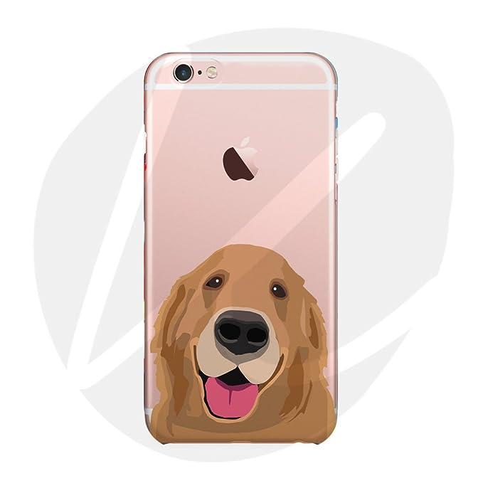 (Sleeping bear) Apple iPhone 7Plus/8Plus Funda Carcasa,Pequeño Animal Perro Lindo De La Historieta Patrón TPU Silicona Caso Funda Cover Carcasa+Cuerda ...