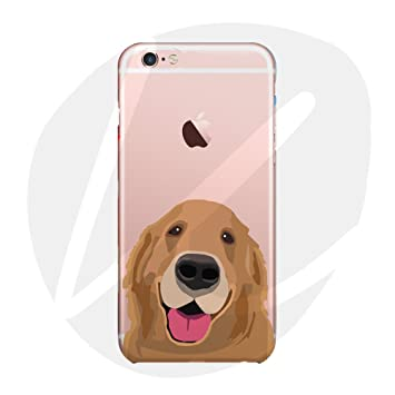 coque iphone 6 golden retriever