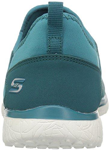 Skechers Damen Microburst Underwraps Fashion Sneaker Knickente