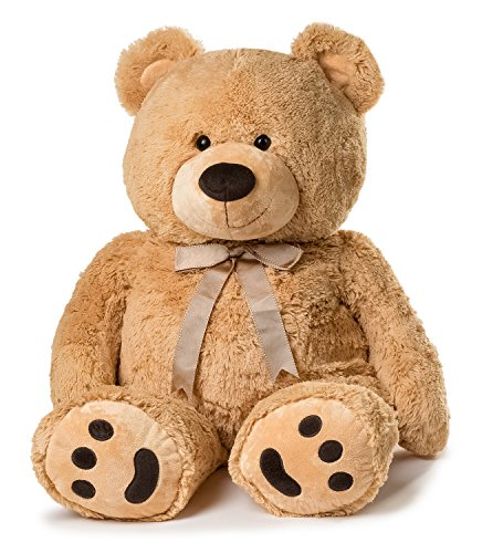 huge teddy bear tan in the uae see prices reviews and buy in dubai abu dhabi sharjah toy. Black Bedroom Furniture Sets. Home Design Ideas
