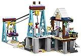 LEGO Friends Snow Resort Ski Lift 41324 Building Kit (585 Piece)