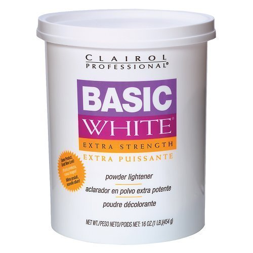 Clairol Basic White Lightener by Clairol by (Clairol Basic White Lightener)