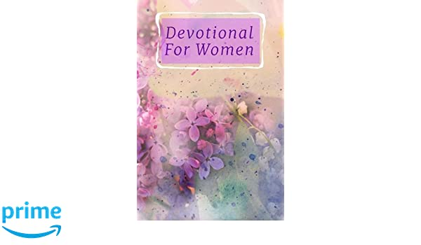 Devotionals For Women Journal: Blank Prayer Journal, 6 x 9, 108 Lined Pages