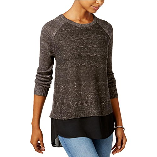 cable knit tiered sweater dress - 5