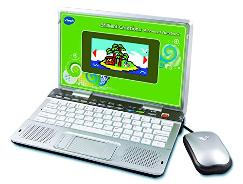 Vtech Language Laptop - VTech Brilliant Creations, Advanced Notebook