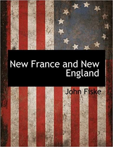 Book New France and New England