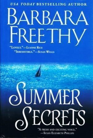 book cover of Summer Secrets