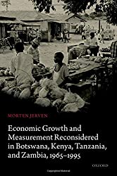 Economic Growth and Measurement Reconsidered in Botswana, Kenya, Tanzania, and Zambia, 1965-1995