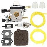 Anzac Carburetor for Stihl BG45 BG46 BG55 BG65 BG85 SH55 SH85 Blower C1Q-S68G Carb Replace # 42291200606, 4229 120 0606