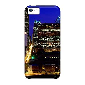 Perfect Skyline 4 Cases Covers Skin For Iphone 5c Phone Cases