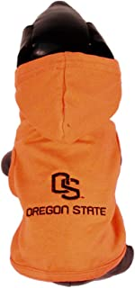 product image for NCAA Oregon State Beavers Cotton Lycra Hooded Dog Shirt, Tiny