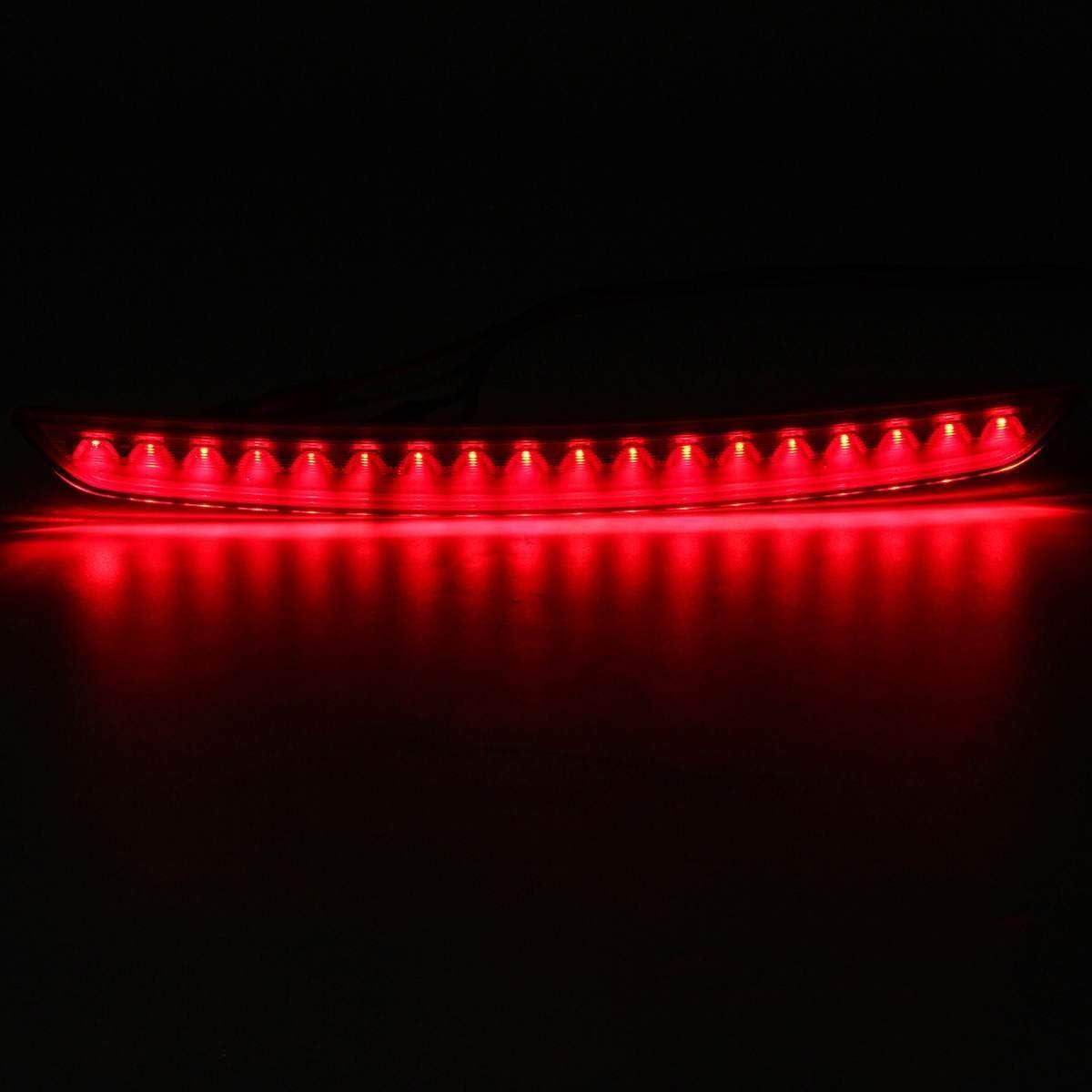 TOOGOO pour MK2 TT Lumi/èRe de Frein Haute LED Niveau Frein Feu Arri/èRe Feu Arri/èRe Lampe pour MK2 TT 8J0945097