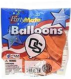 Pioneer Balloon Company 10 Count Oregon State Latex Balloon, 11'', Multicolor