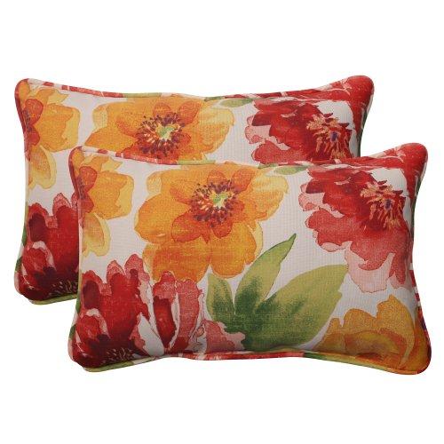Pillow Perfect Indoor Outdoor Rectangular
