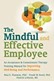 Image of The Mindful and Effective Employee: An Acceptance and Commitment Therapy Training Manual for Improving Well-Being and Performance