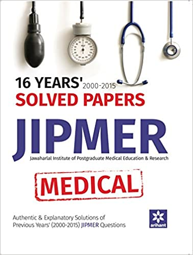 Jipmer Question Papers Pdf