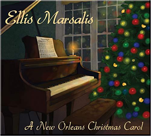 New Orleans Christmas Carol (Christmas Dixieland Music Jazz)