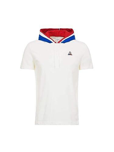 Le Coq Sportif Camiseta Tricolore (S): Amazon.es: Zapatos y ...