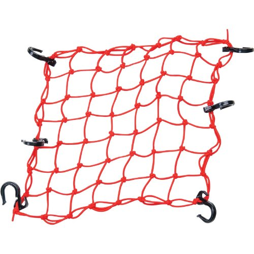 POWERTYE (power Thailand) adjustable cargo net Red bike general purpose HARLEY-DAVIDSON - Purpose Net