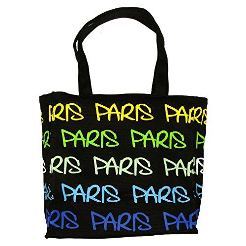 Sac en 'Arc Ruth Paris Noir Ciel' Shopping Robin rSArf