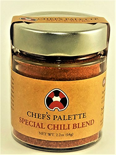 Chef's Palette - Special Chili Blend