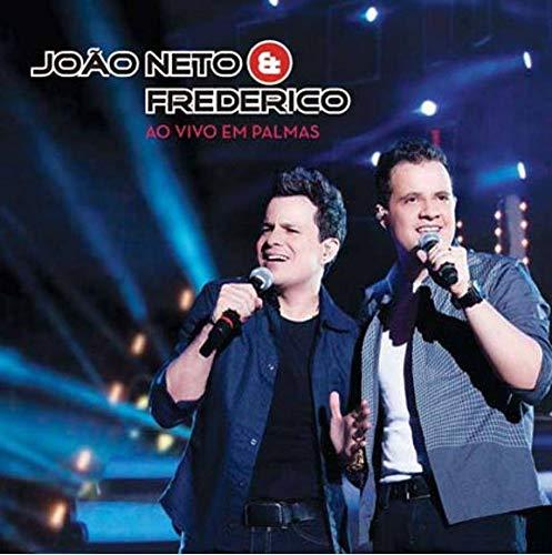 João Neto & Frederico - Ao Vivo Em Palmas [CD]