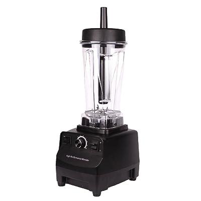 Bestevida BV06DBK Power Mixeur Blender Professionnel Electrique 2 litre noir
