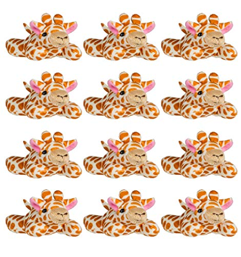 Wildlife Tree 12 Pack Giraffe Mini 4
