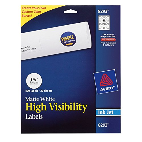 Avery High-Visibility 1.5
