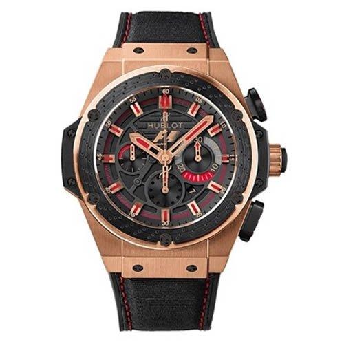 Hublot Rey potencia F1 hombre reloj cronógrafo automático – 703. OM. 1138. NR