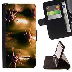 Momo Phone Case / Flip Funda de Cuero Case Cover - Planta Naturaleza Forrest Flor 86 - LG G2 D800