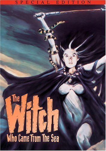 The Witch Who Came From the Sea by Subversive Cinema by Matt Cimber by Subversive Cinema