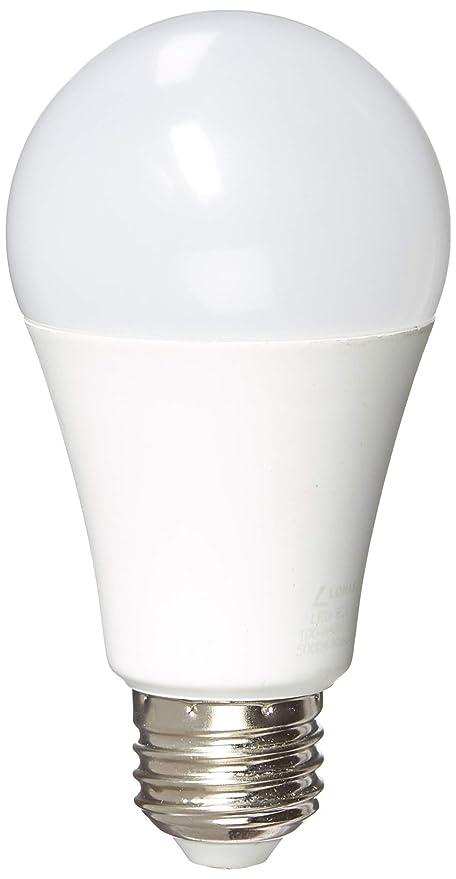 LOHAS Bombillas LED equivalentes a 100 W, A19 LED Bombilla Luz de día 5000 K