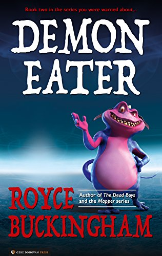 book cover of Demon Eater