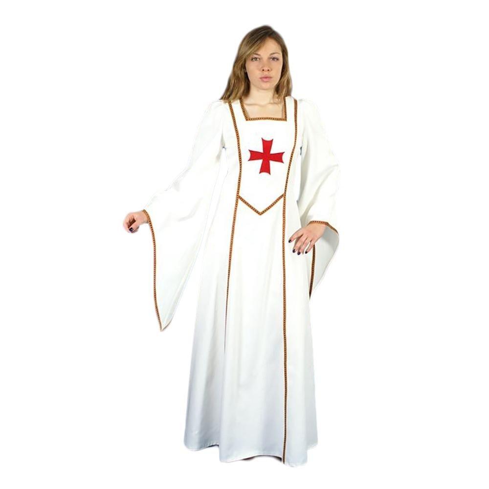 Traje Templario Mujer Oneca: Amazon.es: Juguetes y juegos