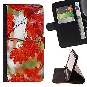 - Maple Leaf CANADA/ Personalizada del estilo del dise???¡Ào de la PU Caso de encargo del cuero del tir????n del soporte d - Cao - For Samsung Galaxy Note 4 IV