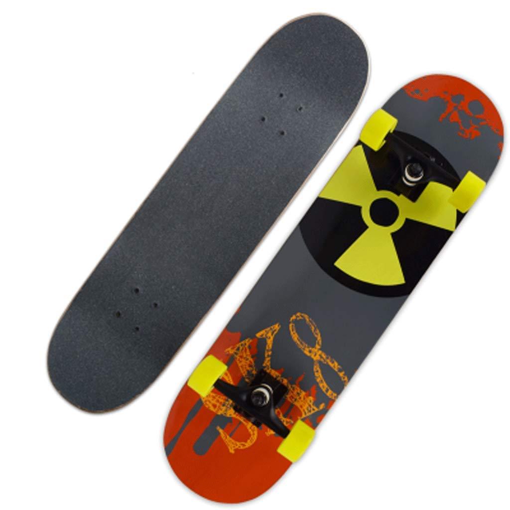 都内で 初心者のバイラテラルスロープボードストリートスキルボード初心者のスケートボードショートボード女性アダルト (色 (色 : : Graffiti) Fan B07L5KFR7W Fan Fan, ICI ski online:84496eb5 --- a0267596.xsph.ru
