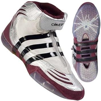 adidas adistrike wrestling shoes maroon