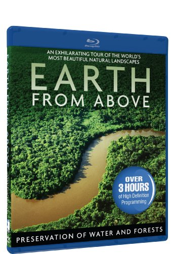 Earth From Above - Preservation of Water and Forests - BD [Blu-ray]