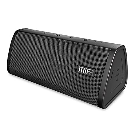9a4fc0562038a0 Bluetooth Speaker, MIFA A10 Wireless Portable TWS Speaker V4.2, 16-Hour