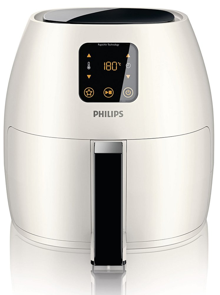 Philips HD9240/34 Avance Digital AirFryer XL with Rapid Air Technology White (Certified Refurbished)
