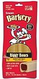 Barkery Biggy Bones Bacon Flavor 2 Count 7-Ounce, My Pet Supplies