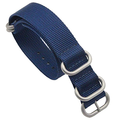 ballistic-nylon-watch-strap-replacement-with-stainless-steel-buckle-blue-22mm