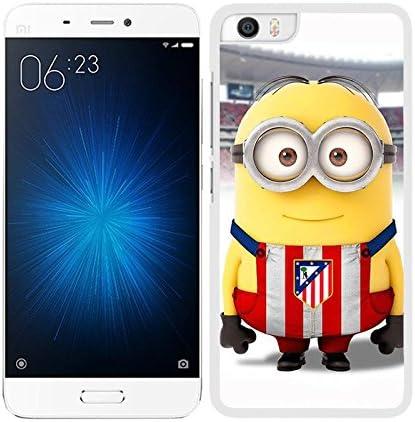 FUNDA CARCASA PARA Xiaomi Mi5 DISEÑO MINION ATLÉTICO DE MADRID: Amazon.es: Electrónica