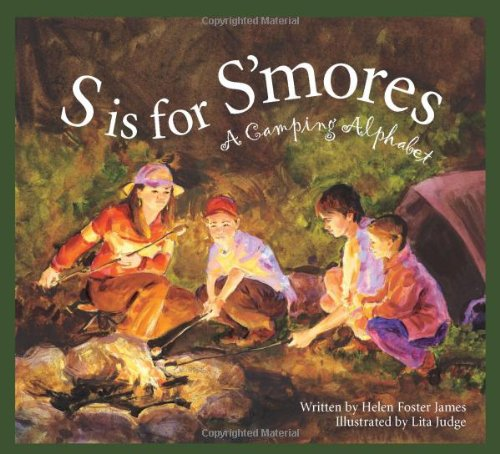 S Is for Smores: A Camping Alphabet (Sleeping Bear Press Sports & Hobbies)