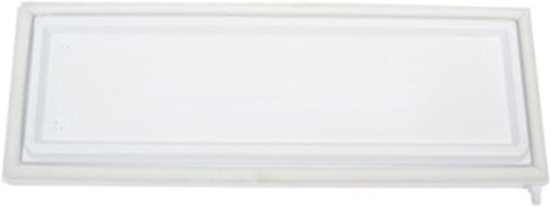 SPARES2GO Manija de panel de puerta de evaporador para frigor/ífico congelador SMEG FR132A7 FR132AP