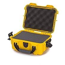 Nanuk 904 Waterproof Hard Case with Foam Insert - Yellow